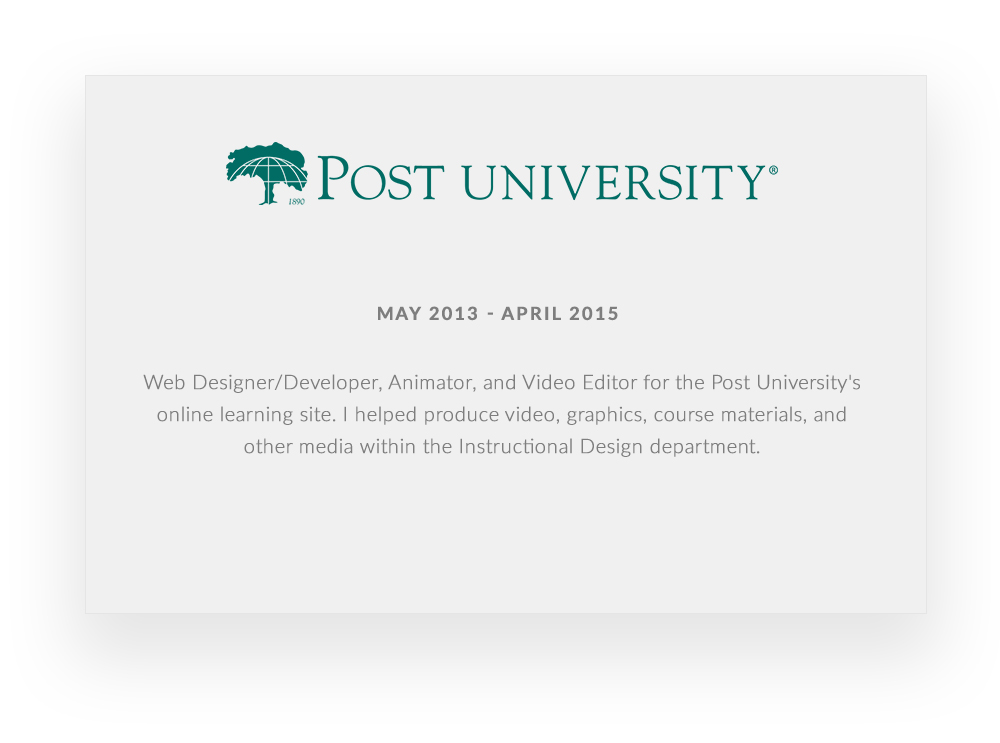 Post_University_Resume