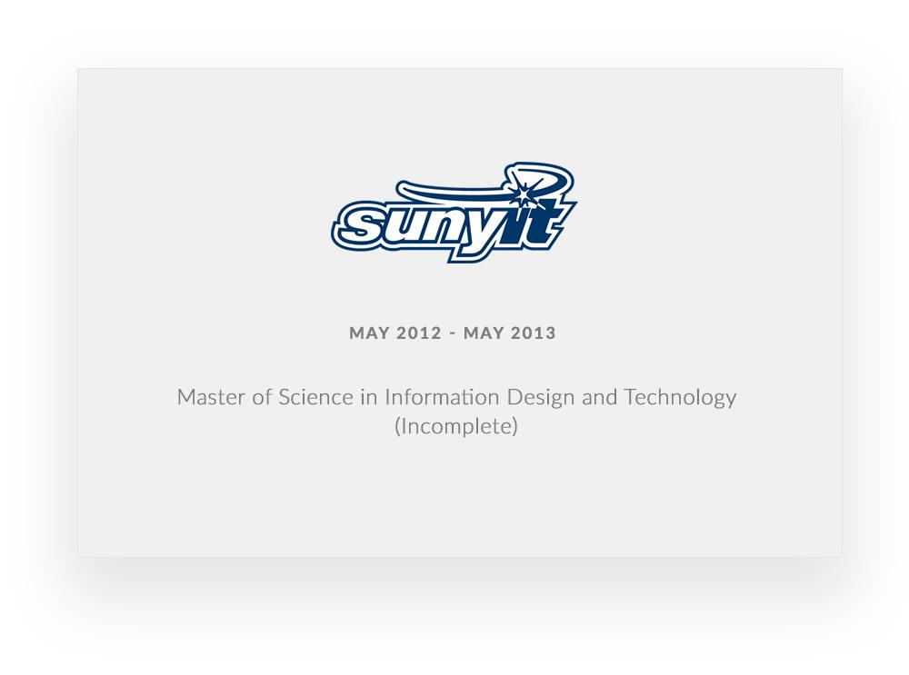 sunyit_Resume