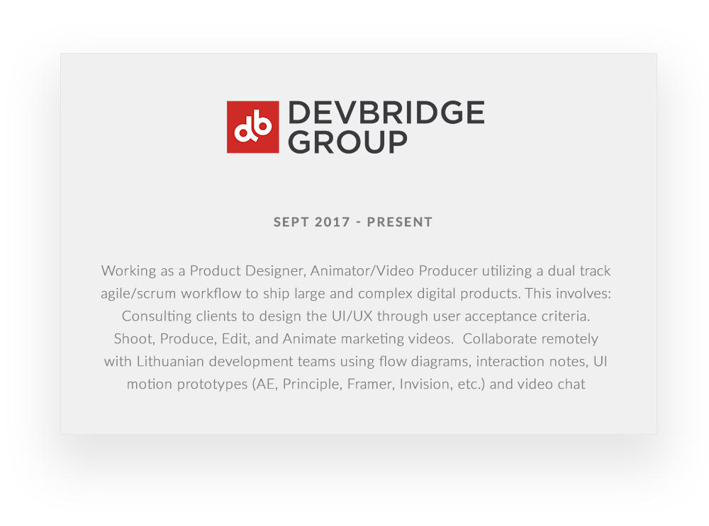 Devbridge_Resume